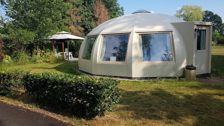 Mooie bungalow,  tijdelijke woonruimte nodig?