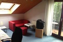 Zimmer in ruhiger und gemütlicher Doppelhaushälfte