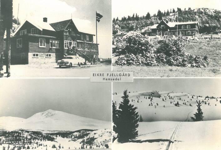 Eikre Fjellgaard, Bittebu