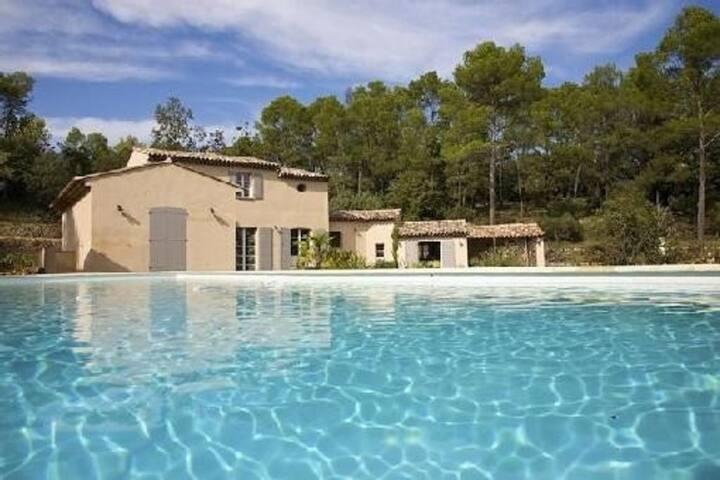 Private apartment in new villa