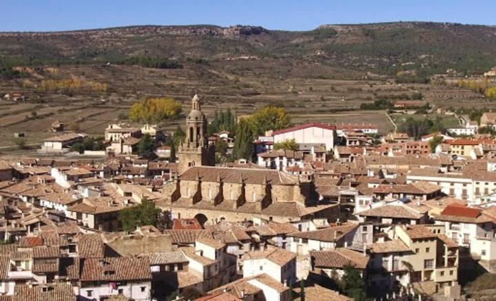 Casa en Rubielos de Mora para escapada rural