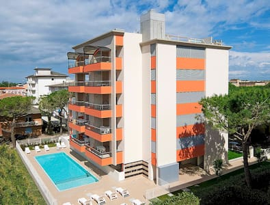 Residence with Pool B 11 - Bibione