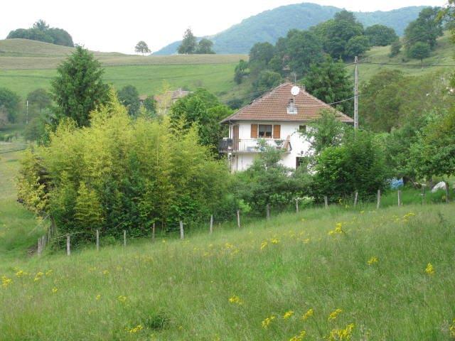 Gîte Dalanne, calme, confortable, dans la nature - Voiron