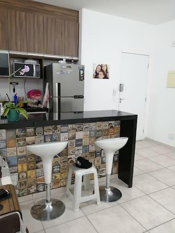 Apartamento Praia Grande - Ocian SP