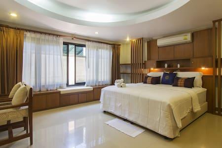 RUANKEAW HOME# A(Free Wi/Fi ) - Phuket