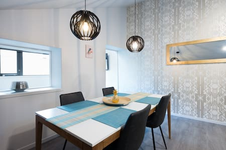 Quiet, stylish & central with free parking - Wellington - Wohnung
