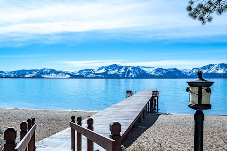 #77 South Lake Tahoe in the Pines - Zephyr Cove-Round Hill Village - Apartment