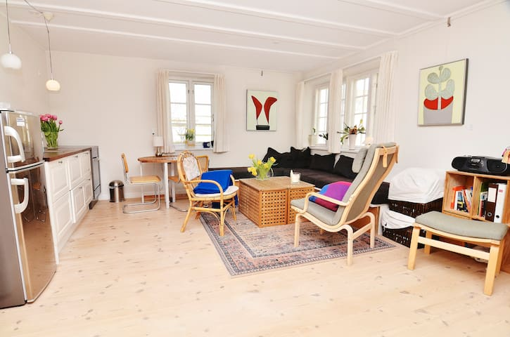 B&B in Odense. As central as can be - Odense - Bed & Breakfast