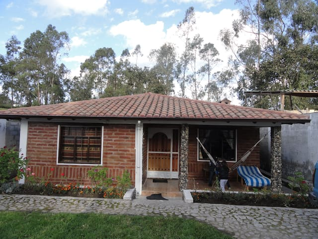 Cozy colonial house - Cotacachi - House