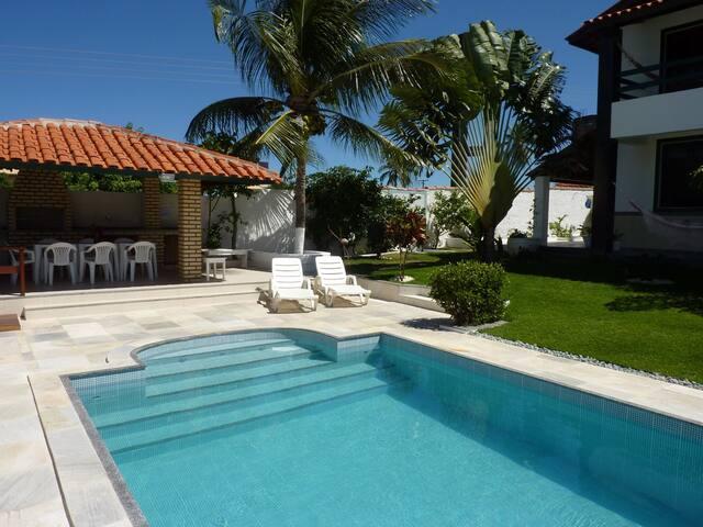Villa vue Océan, Services Inclus - Jacuípe
