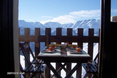 appart 4 places,Alpe d'Huez - Huez