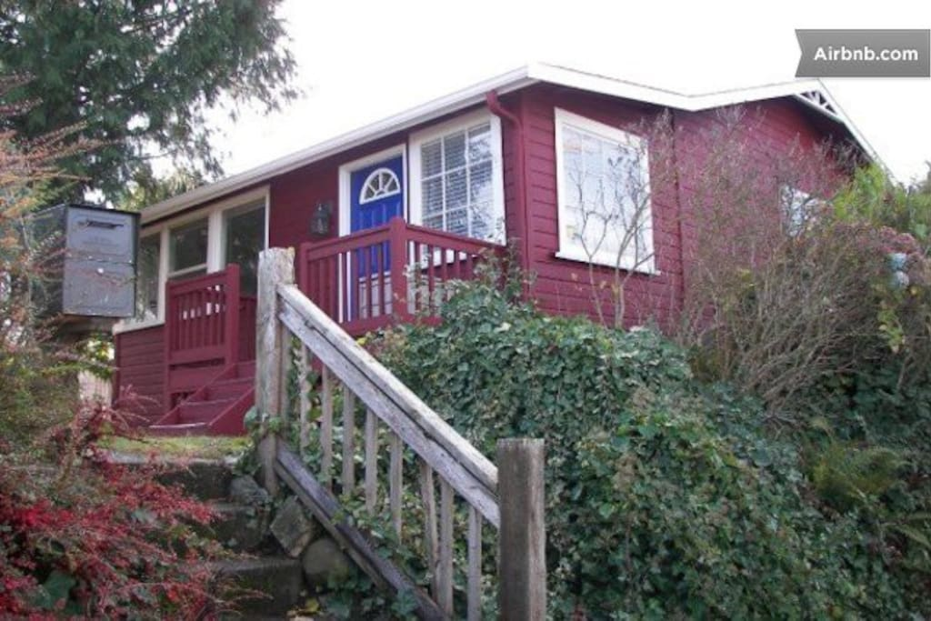Cottage In West Seattle Houses For Rent In Seattle Washington United States