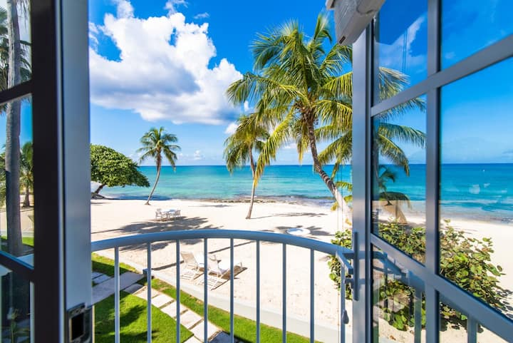 Paradise awaits - 2BR OceanFront Second Floor