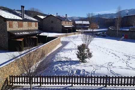 SPECIAL HOME IN THE CATALAN PYRENEE - Bellver de Cerdanya - Casa