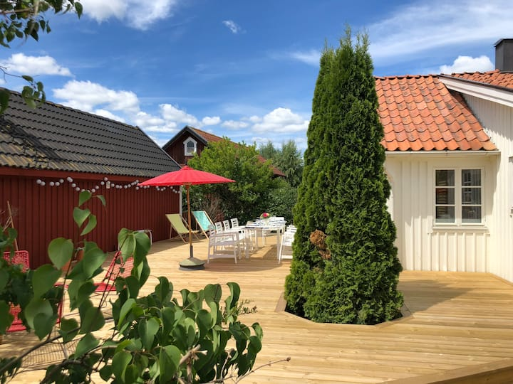 Sekelskifteshus vid Kalmarsund, Bergkvara