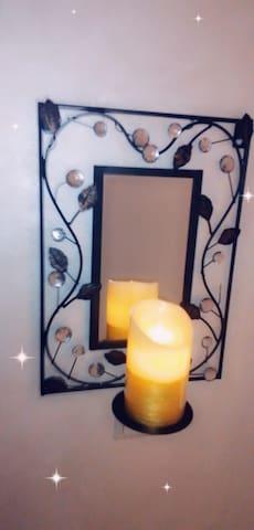 Mini apartamento a pie de TODO