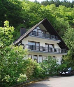 Geniet vd Moezel in apt Würtzgarten - Traben-Trarbach