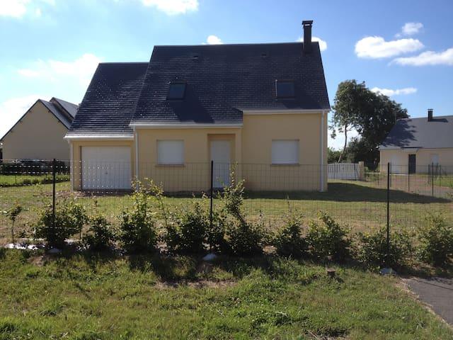 A LOUER PAVILLON NEUF OMAHA BEACH - Saint-Laurent-sur-Mer