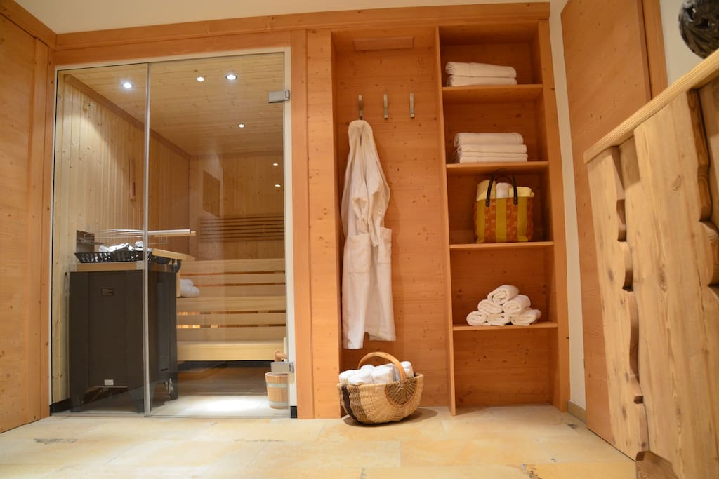 Appartement in toplage mit sauna apartments for rent in - Sauna appartement ...