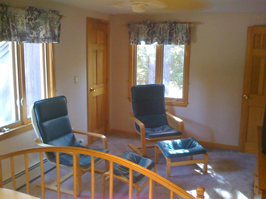 Chairs in 2nd Bdrm