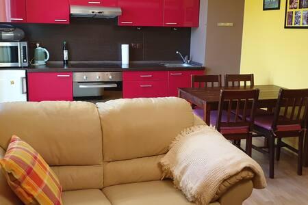 Apartmán Antonín - až pro 4 člennou rodinu.