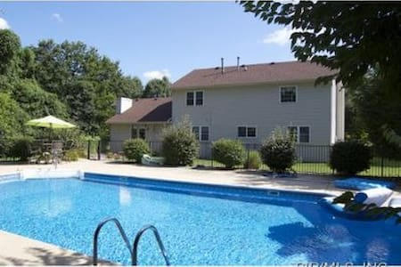 Oasis just outside of St. Louis! - Collinsville - House