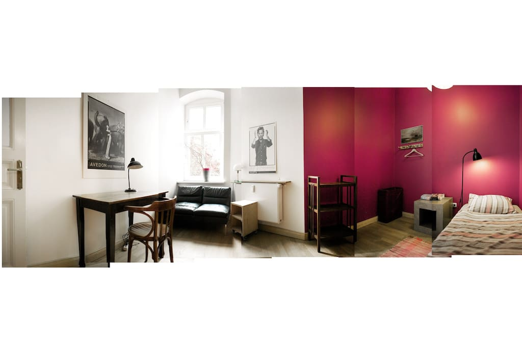 Classy central relaxed chambres d 39 h tes louer for Chambre hote allemagne