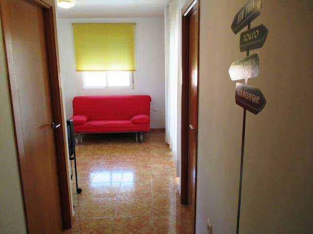 Apartamento a 100 m de la playa - El Grau de Moncofa - Byt