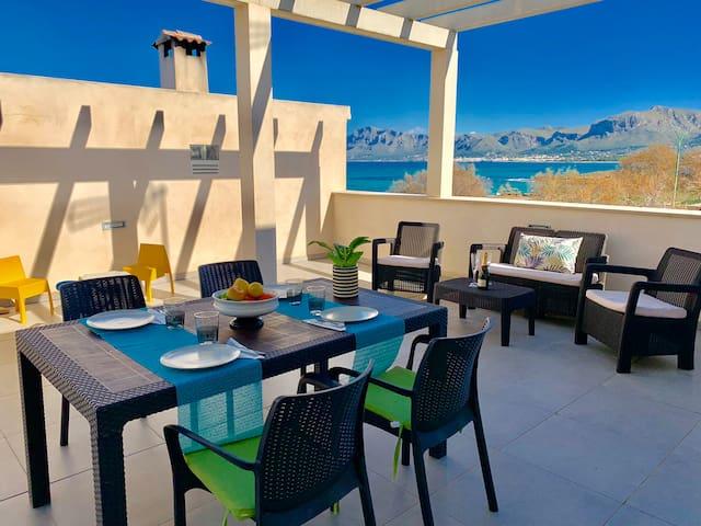 La Marina,ideal apartment for holidays, 5 people.