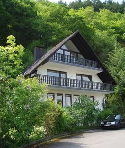 Geniet vd Moezel in apt Kräuterhaus - Traben-Trarbach - Apartmen