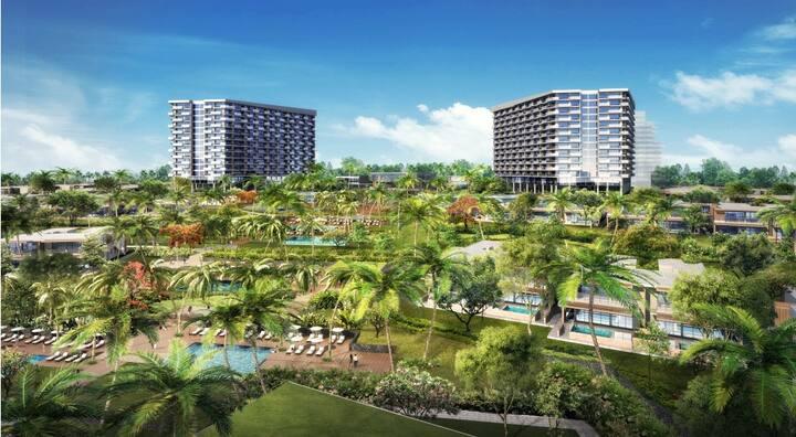 Alma 5-start international resort