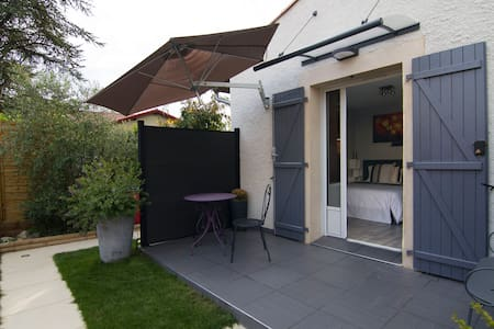 chambre indépendante proche AIRBUS - Tournefeuille - Bed & Breakfast