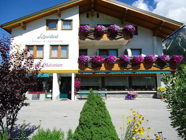 Alpenland B&B Ramsau am Dachstein - Ramsau am Dachstein - Bed & Breakfast