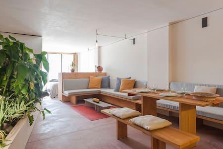 Loft meets nature between Condesa and Roma - Mexiko-Stadt - Loft