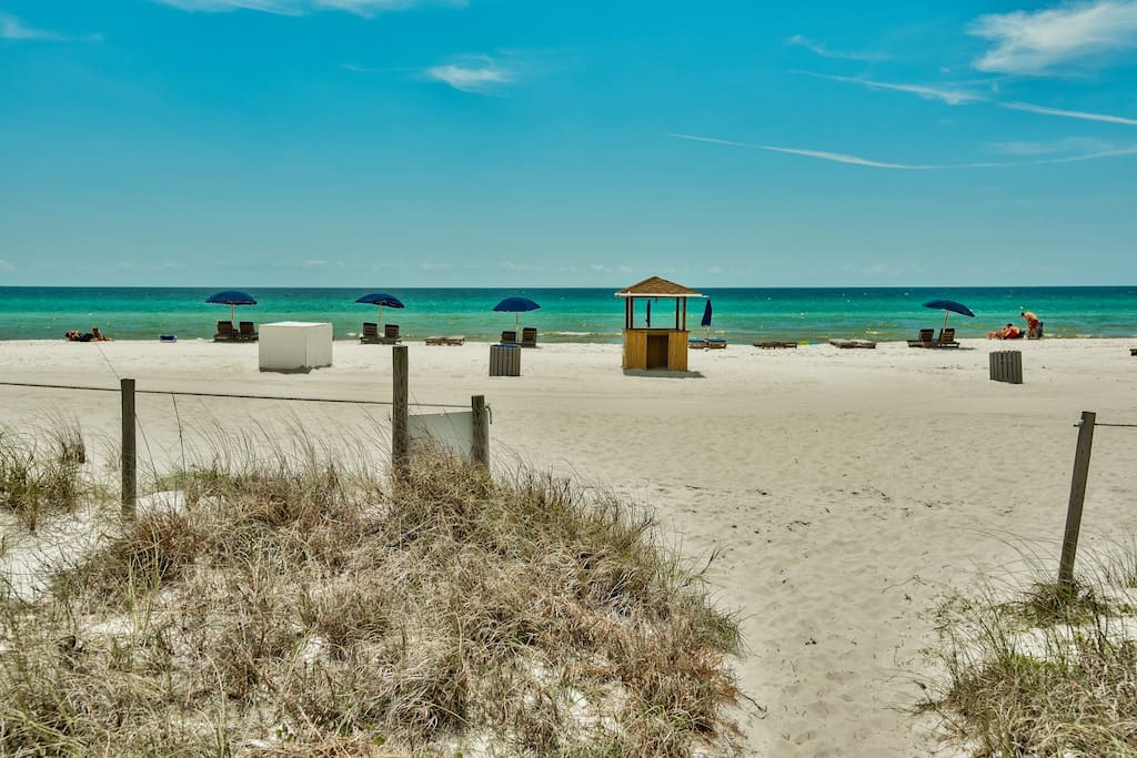 Airbnb Steps To The Beach Panama City Beach Florida