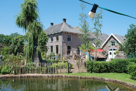 Artistiek, historisch en romantisch - Bed & Breakfast