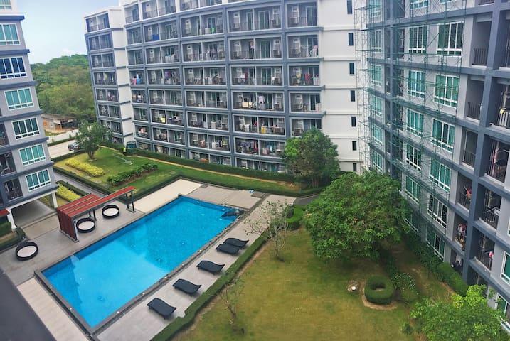 The View Suanluang Condominium