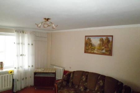 хорошая квартира в Луцке - Lutsk - Wohnung