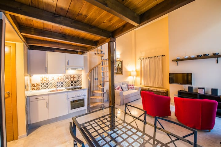 Acogedor apartamento barrio típico. - Córdoba - House
