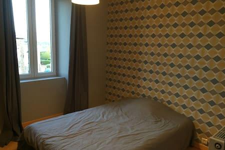 Chambre privée dans maison de caractère - Talensac - Rumah