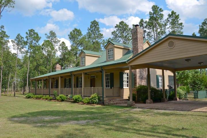 Fox Nation Aiken Farm House