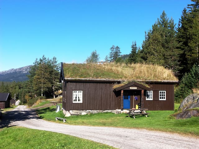 Gamlestua - Hogstul Hytter - Tuddal