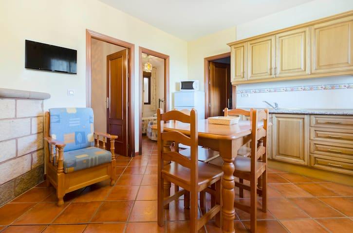 Amplio apartamento en Guejar Sierra - Güejar Sierra - Apartment