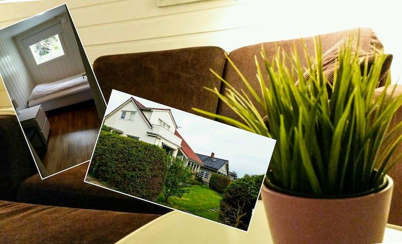 Cosy flat in Stavangers best area - Stavanger - Lejlighed