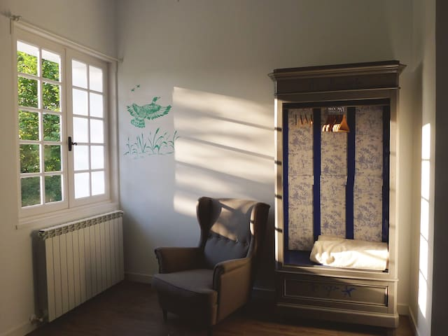 Beautiful room in cottage Barcarola