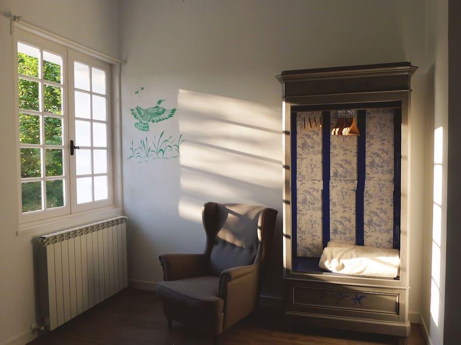 Belle chambre dans g te de charme chambres d 39 h tes for Chambre d hotes aquitaine