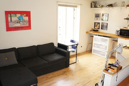 Studio apartment close to Central train station! - 哥本哈根 - 公寓