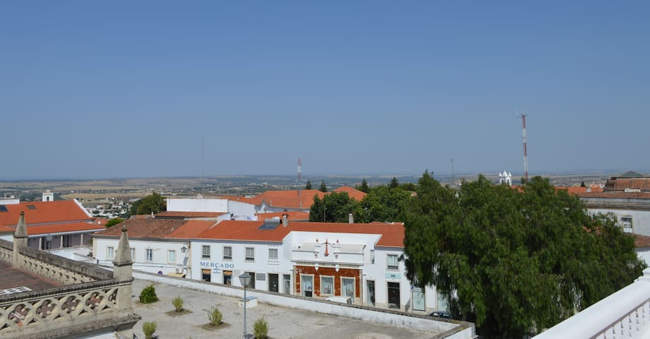 Award winning Alentejo with terrace