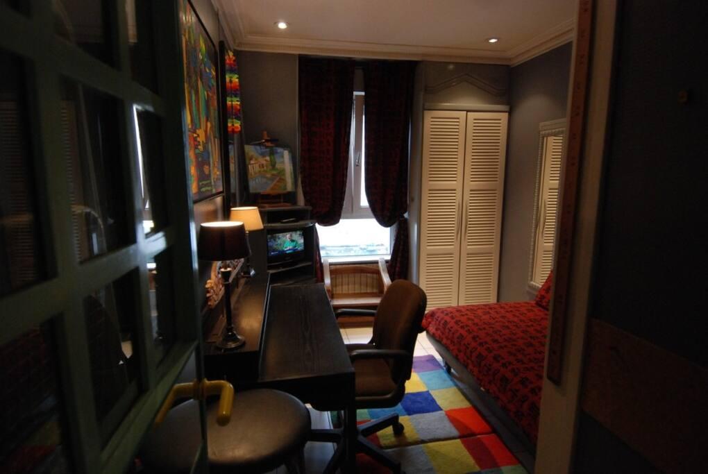 Studio Eiffel Tower Champ de mars