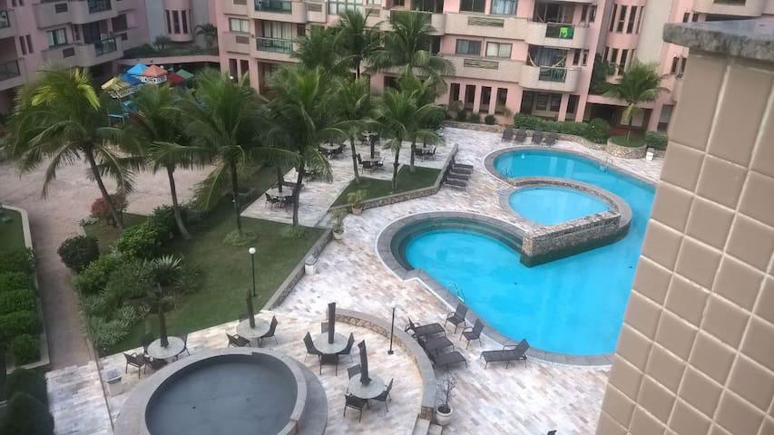 Apto p/ moradia, fds e temporada - Rio de Janeiro - Apartment